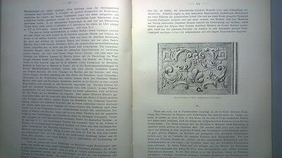 1887 7 Kunstgewerbe Plaketten der Renaissance Goldschmiede Germain 4