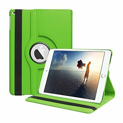 For iPad Case Cover Leather Shockproof 360 Rotating Stand ALL MODELS 8