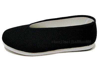 652d3b4ad ... Handmade Vintage Shaolin Kung Fu Martial Arts Tai chi Bruce Lee Slipper  shoes 2