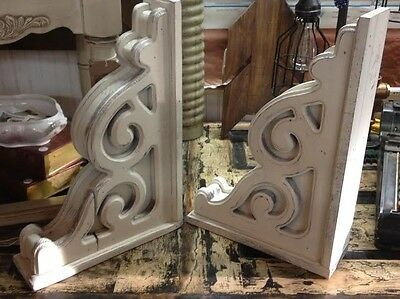 LARGE RUSTIC CORBELS / BRACKETS sold individually 2