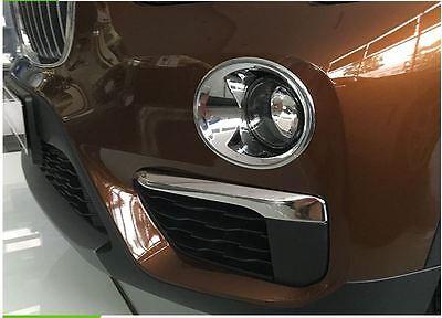 Schlussleuchte Abdeckungen Chrom ABS fuer BMW X1 ab2016