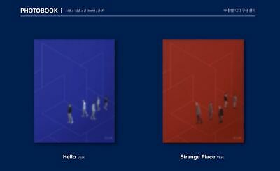 CIX 2nd EP ALBUM HELLO Chapter 2. Hello, Strange Place CD + FOLDED POSTER NEW 5