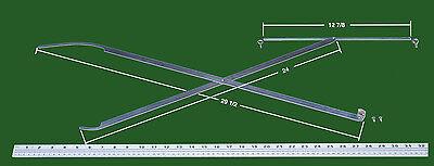 Rare Globe Wernicke® & Macey Scissor Door Mechanism 2