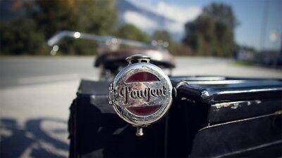 Peugeot Tourisme 3 CV 1/2 Oltimer Motorrad 249 ccm BJ. 1926