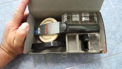 Rotuladora Vintage Profesional-Rotex Super-6E-Made In Usa