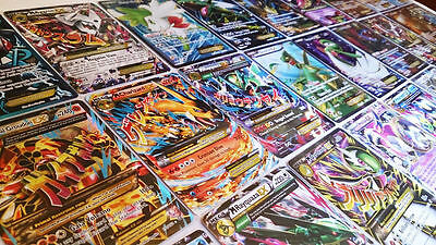 Pokemon TCG Assorted Lot - Mega EX / GX / Holo / Break | Mint Card | M Rayquaza 5