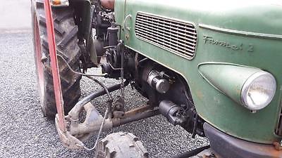 Anlasser Getriebeanlasser Starter Fendt Farmer S3 MWM Motor D208 D 208 3 S 2 4 S