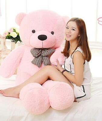 UK Giant Huge Big Animals Teddy Bear Stuffed Plush Toys Gift Soft Sweaters New 9