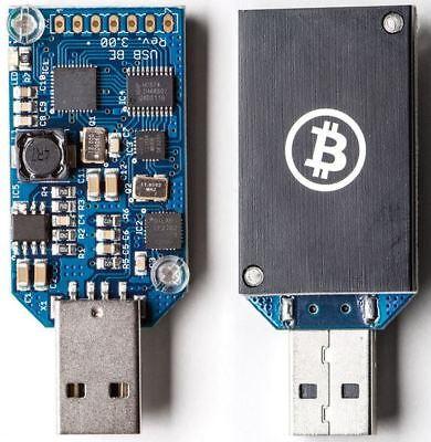 ASIC Miner Block Erupter USB BTC Bitcoin ASICMINER 333MH/s BCC/BCH Bitcoin Cash 2