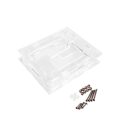 For XH W1209 Digital Temperature Control Module Clear Acrylic Case Shell Kit UK 2