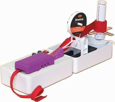 Bias Tape And piping Machine Simplicity Bias Tape & Piping Machine RRP £149 3
