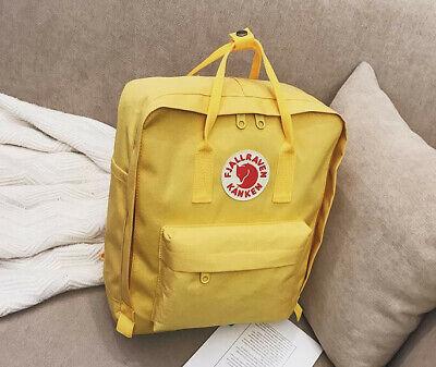 7L/16L/20L Waterproof Backpack Fjallraven Kanken Travel Sport Handbag Rucksack 9