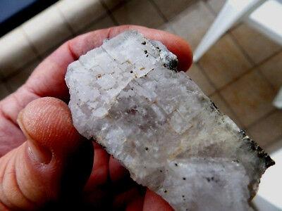 """Minerales"""" Extraordinarios Cristales Cubicos De Fluorita (Marruecos)  -  2C18 """" 7"""