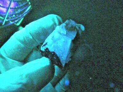 """Minerales """" Extraordinarios Cristales Cubicos De Fluorita De Marruecos - 9K14 """" 2"""