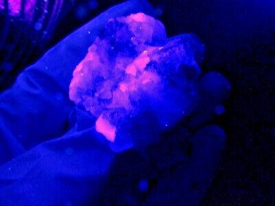 """Minerales """" Extraordinarios Cristales Cubicos De Fluorita De Marruecos - 2D19 """" 4"""