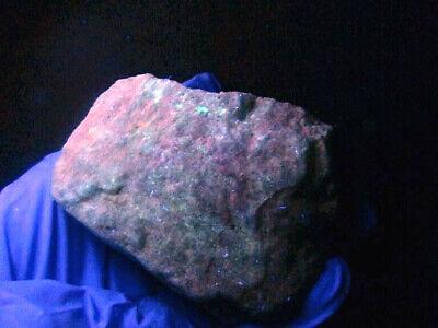 """Minerales """" Extraordinario Mineral De Amazonita De Brasil  -  3B19 """". 2"""