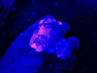 """Minerales """" Extraordinarios Cristales Cubicos De Fluorita De Marruecos - 2D19 """" 8"""