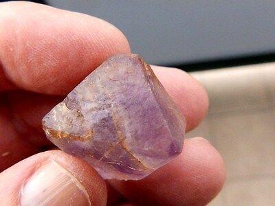 "Minerales "" Fabuloso Cristal Octaedrico De Fluorita  De China -  11C15 "". 2"