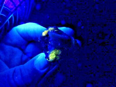 """Minerales """" Bonitos Cristales De Barita+Cerusita+Galena De Marruecos  -  2B18 """" 8"""
