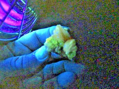 """Minerales """" Bonitos Cristales De Barita+Cerusita+Galena De Marruecos  -  2B18 """" 6"""