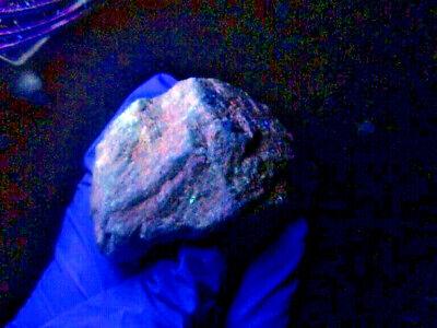 """Minerales """" Extraordinario Mineral De Amazonita De Brasil  -  3B19 """". 8"""