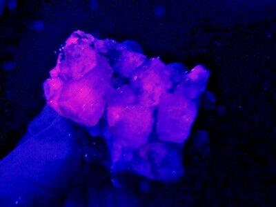 """Minerales """" Extraordinarios Cristales Cubicos De Fluorita De Marruecos - 2C19 """" 8"""