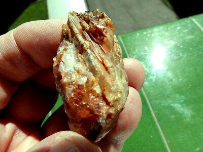 """Minerales """" Fabulosos Cristales Prismaticos De Aguamarina De Badajoz  -  3A19 """" 5"""