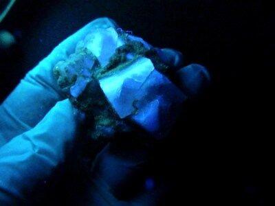 """Minerales """" Extraordinarios Cristales Cubicos De Fluorita De Marruecos - 9A14 """" 2"""