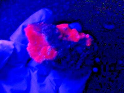 """Minerales """" Fantasticos Cristales De Cobalto Calcita De Marruecos  -  1A19 """". 2"""