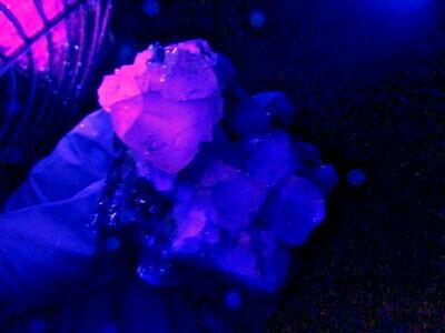 """Minerales """" Extraordinarios Cristales Cubicos De Fluorita De Marruecos - 2C19 """" 4"""