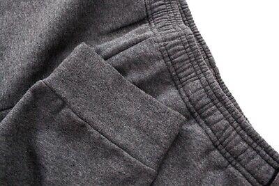 Adidas Core 18 Mens Fleece Tracksuit Jogging Bottoms Joggers Black Navy Grey 6