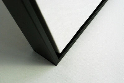 """for artwork up to 3//4/"""" deep Black Floater Picture Frame 3-pack 30x40/"""""""
