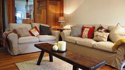 Beautiful holiday Cottage nr Hay On Wye Sleeps 4+2 24-27 July £350 dog friendly 4