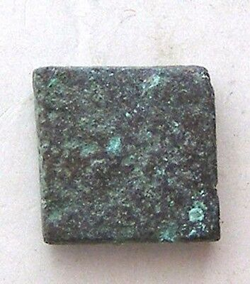 ANCIENT ROMAN BYZANTINE BRONZE WEIGHT great collection!!! #AR444-447 4