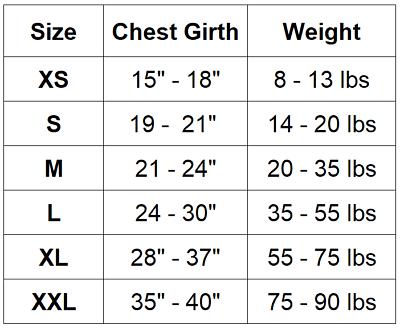 2-PACK Dog Pet Vest Harness Strap Adjustable Nylon Small Medium Large XL No Pull 7