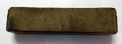 Rasiermesser Schleifband/Streichriemen aus Leder und Holz von 1912 3