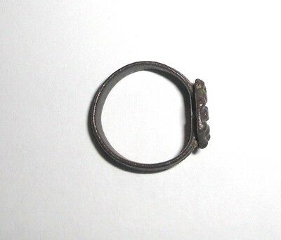 Medieval Bronze Ring, Jewelry, Artifact 3