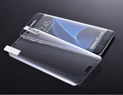 Film protection d'écran Avant + Arrière Samsung Note8 S8 S7 S6 Edge+ incurvé 3D