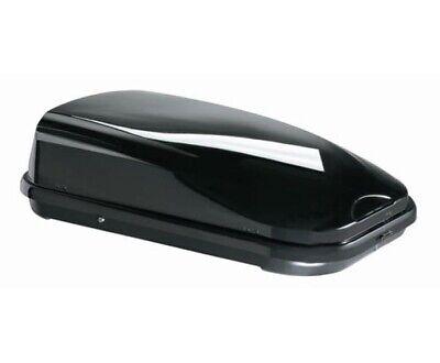 Dachbox JUEASY320L+Dachträger Tema für Mercedes E-Klasse W211 02-09 Stahl