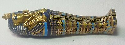 TUTANKHAMUN Detailed Reproduction Canopic Coffinette 7