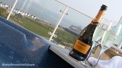 Luxury Devon Holiday Penthouse Sea views + Hot tub + Pool  Sat 5 -  Thur 10 Oct 2