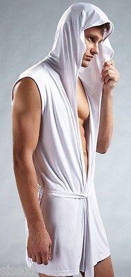 Peignoir Bain Tenue Sexy Pour Homme Man Men Erotique Bath Underwear Uomo 7