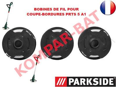 3 Bobines de fil pour coupe-bordures PRTS 5 A1 PARKSIDE® 2