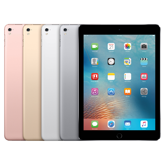 Apple iPad Pro (9.7 inch)- Wi-Fi - Cellular -Space Gray, Silver, Rose Gold, Gold 2