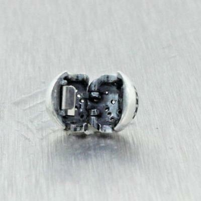 Twinkling Heart Waterdrop Necklace Stone Silver Sterling Women Pendant Neck M4I8