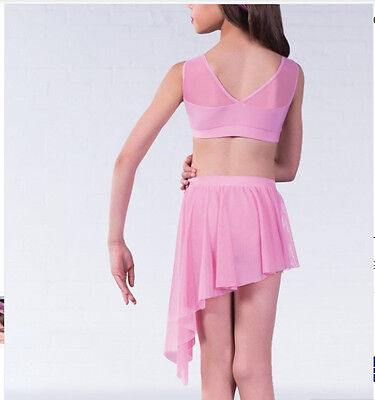 0b8bb791d IN STOCK GORGEOUS Pink Two Piece Lyrical Modern Contemporary Dress ...