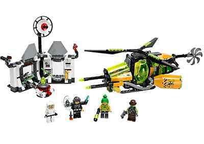 LEGO Ultra Agents toxikitas Hélicoptère seulement du set 70163 neuf ouvert