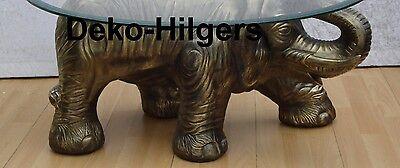 Elefantentisch Beistelltisch Elefant Figur