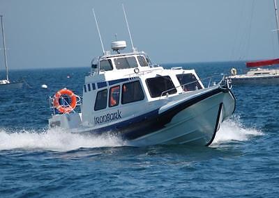 Megaware KeelGuard 6 Feet Strip 17-18 FT Boat Hull Keel Proector White 20106