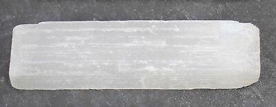 LARGE Chakra Natural Stones Set 7 Rough Crystals Raw Selenite Stick, Directions 4